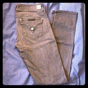 Hudson Grey Collin Skinny Jean